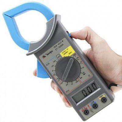 Alicate Amperimetro Digital Et-3100 Minipa