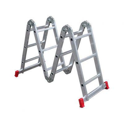Escada Aluminio 12dx1  3,39m Articulada 3x4 Botafogo