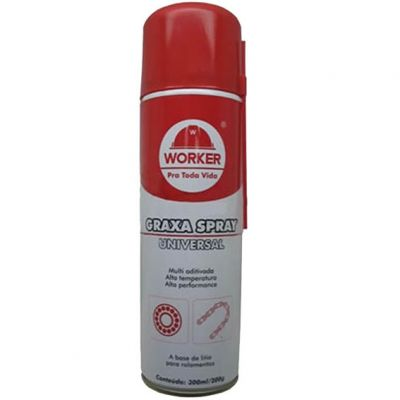 Graxa Spray Worker 300ml