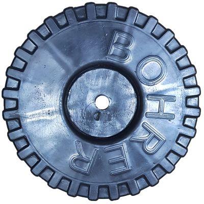 Roda Cort Grama Bohrer Plast 140mm