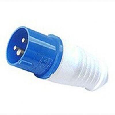 Plugue Movel 16a 220v 2p t Plug013