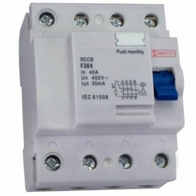 Interruptor Residual 4p 40a 30ma Cca