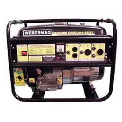 Motogerador Gas 4t Mon 6500e 13cv