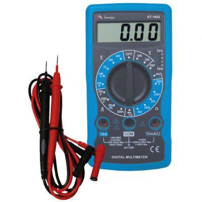 Multimetro Digital Et-1002 Minipa
