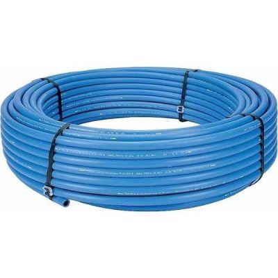 Tubo Pead 20mm Pn16 (azul) Pe80 Mangueplast