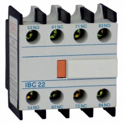 Bloco Contato 2na 2nf p/ Cont Ibc22