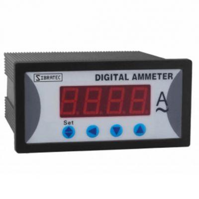 Amperimetro Digital 48x96 Aob2941-5k1 c/ Alarme