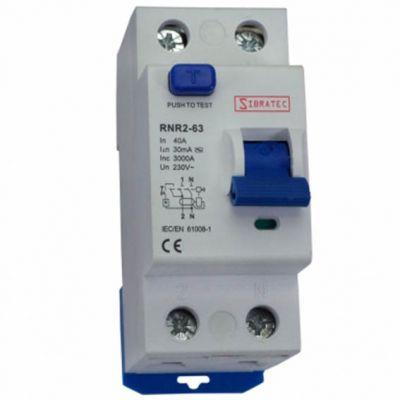 Interruptor Residual 2p 40a 30ma Cca