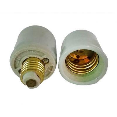 Adaptador Porcel E27 p/ E40