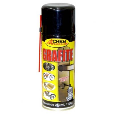 Grafite Aerosol Spray 250ml Allchem