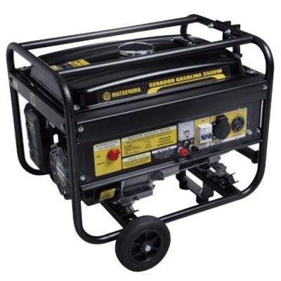 Motogerador Gas 4t Mon 3500 6,5cv