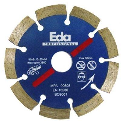 Disco Segmentado 110mm Eda
