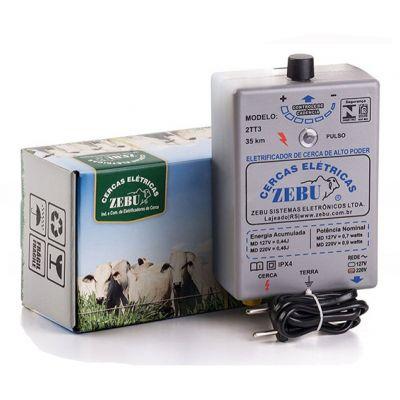 Eletrificador Cerca Zebu 2tt3