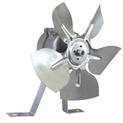 Motor Ventilador 1/25 Biv Helice Plastica