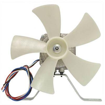 Motor Ventilador 1/40 Biv Helice Plastica