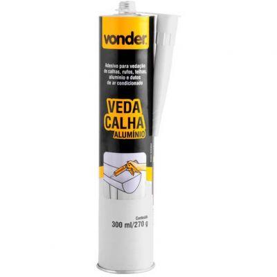 Adesivo Veda Calha Aluminio 300ml/270g Vcv0270 Vonder