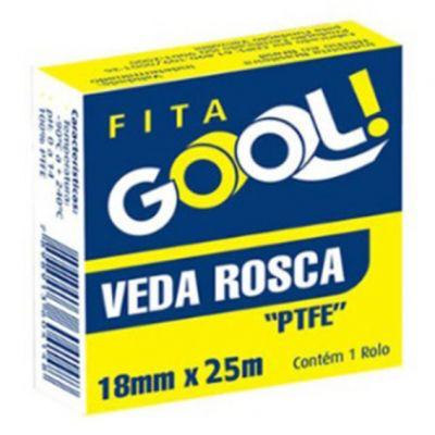 Fita Veda Rosca Gool 18x25m