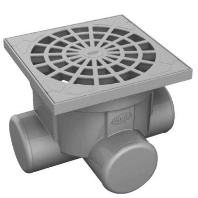 Caixa Coletora de Agua Pluvial