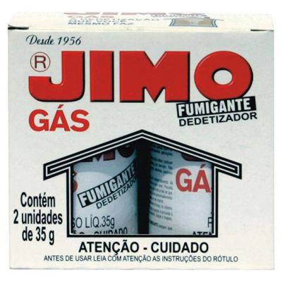 Jimo Gas c/ 2 Tubos 35g