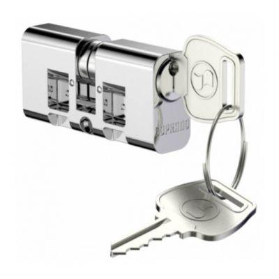 Cilindro Fechadura 53mm py Za/lt 2 Chaves
