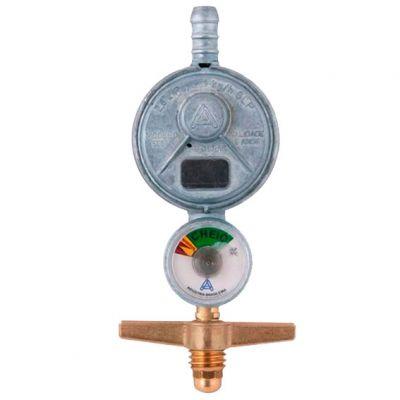 Regulador Gas Blindado c/ Mang 1,20m 505-01 Aliança