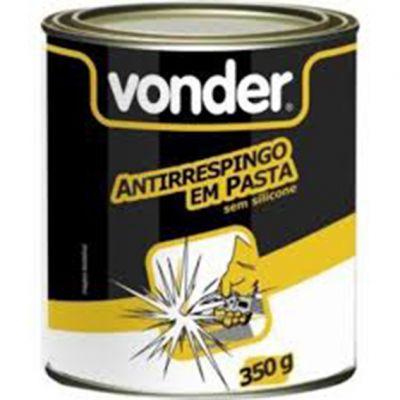 Anti Respingo Pasta s/ Silicone 350g Vonder