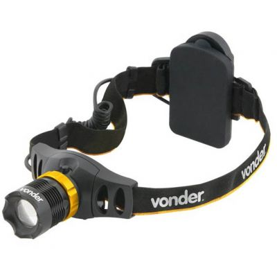 Lanterna Cabeça Suprled Cree Llv55 Vonder