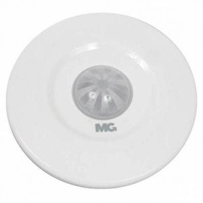 Sensor Presença Teto Embutir Branco Mpt-40lf