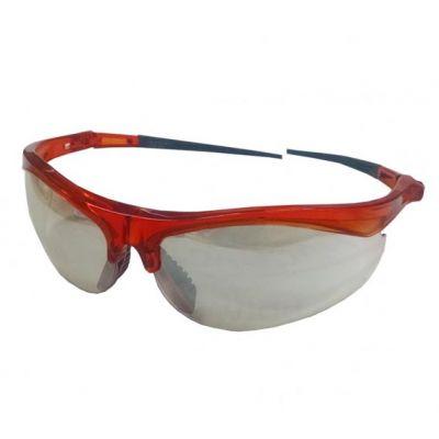 Oculos Proteçao Anti Embaçante Vermelho- Ss7  Ca27512