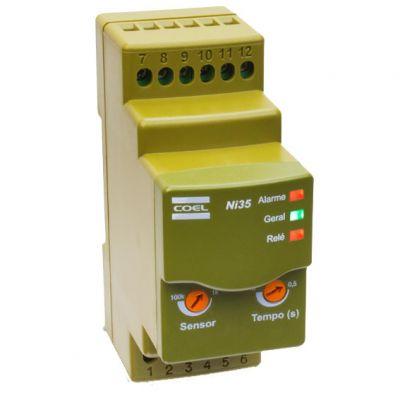 Sensor Nivel c/ Alarme Ni35-w