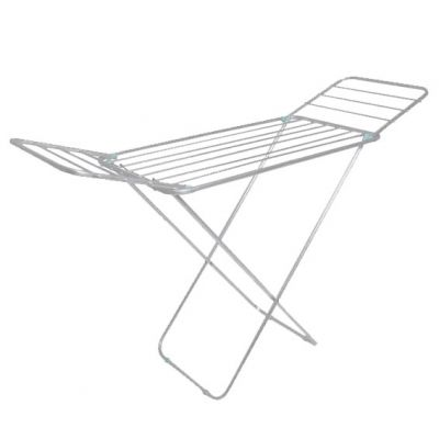 Varal de Chao c/ Abas Slim 1,44x0,49x0,89 Mor