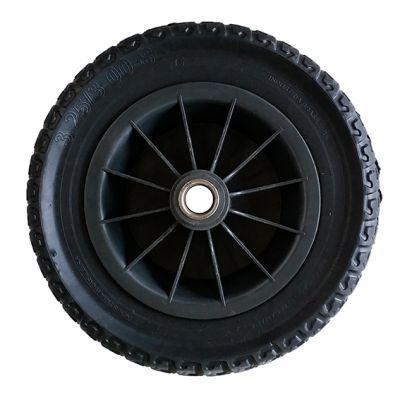 Roda Maciça pu c/ Bucha 26 mm 75x360x360mm