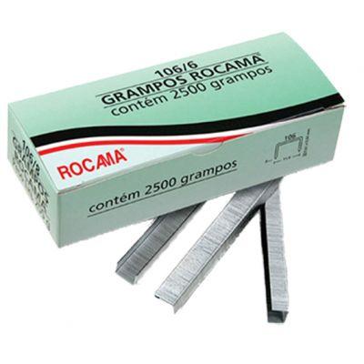 Grampo Galv 106/6 300g Rocama