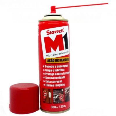 Oleo Desencravante Spray 300ml Starret m1