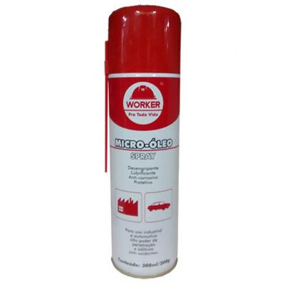 Oleo Desencravante Spray 300ml Worker