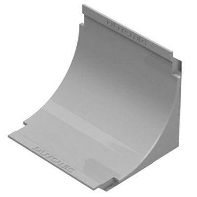 Curva Vertical Interna Eletroduto Branco Dutotec