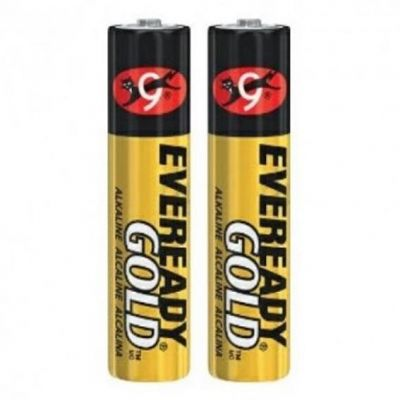 Pilha Aaa Alcalina Gold Eveready