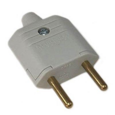 Plug Macho Pld1-2 Pinos 10a Colorido