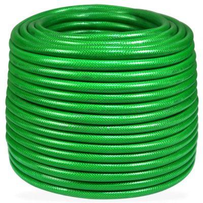 Mangueira Jardim Flex Plus Verde 1/2 Mangueplast