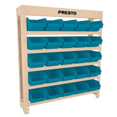 Kit Estante C/gaveta Organizador 25/3