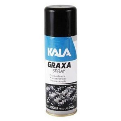 Graxa Spray Branca 200ml M500