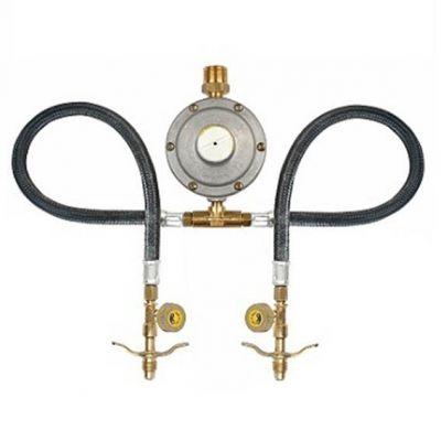 Conjunto Regulador 5kg 2 x P-13 Compl. Jackwal