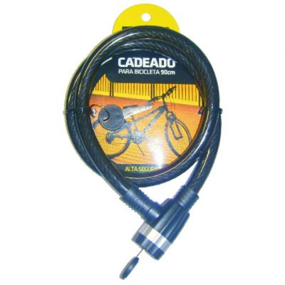 Cadeado P/bike 15 x 900mm Dtools