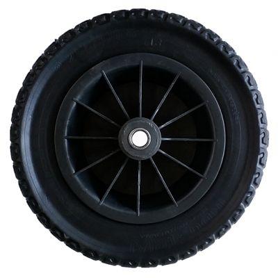 Roda Maciça pu c/ Bucha 19mm 155x360x360mm