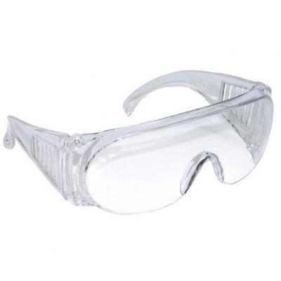 Oculos Proteção Panda Incolor Kalipso
