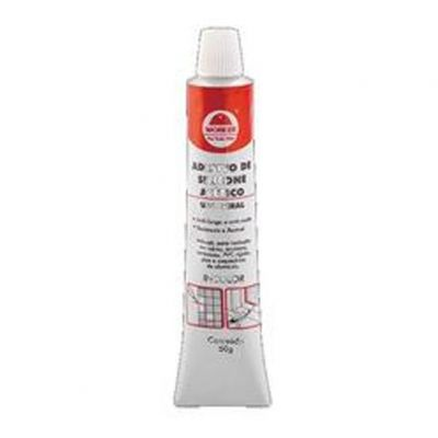 Cola Silicone 50g Incolor Worker