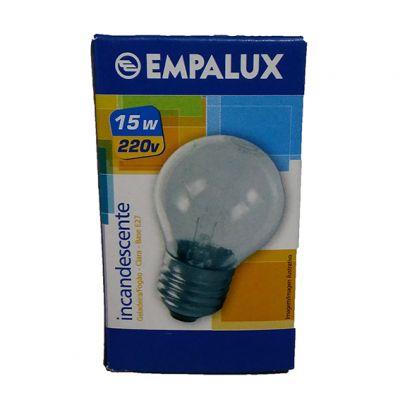 Lampada Fogao/geladeira E27 15w 220v Empalux