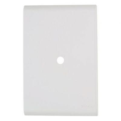 Placa 1 Furo 9,5 mm