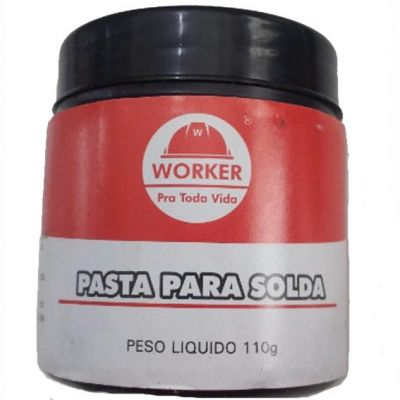 Pasta Para Soldar 110g Worker