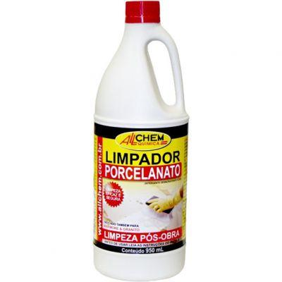 Limpador Porcelanato 950ml Allchem